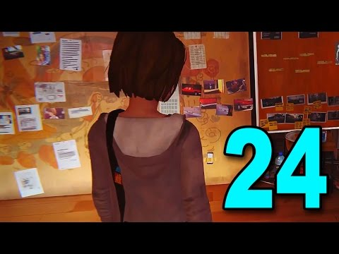 Life is Strange - Part 24 - Detective Mode (Episode 4 Dark Room Walkthrough)