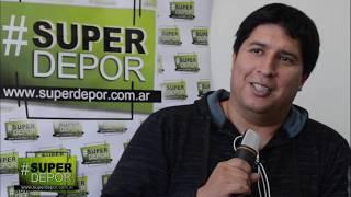 El trelewense Pablo Vega dirigirá el Mundial C20 de Futsal en Colombia