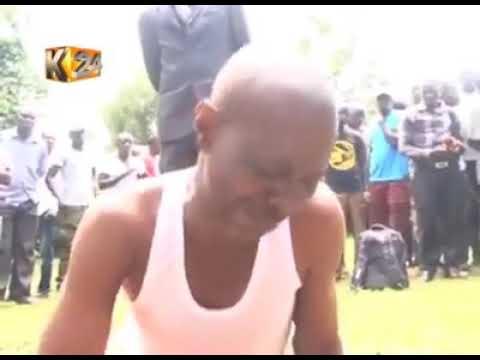 Oneni ukiiba mke  wa  MTU Kenya ni shidaaa aseee