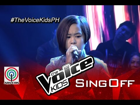 "The Voice Kids Philippines 2015 Sing-Off Performance: ""Faithfully"" by Amira"