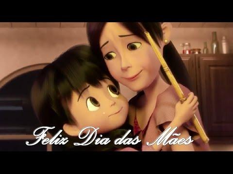♪ Homenagem Dia das Mães - Ana Vilela - Trem Bala ♪ Happy Mothers Day - Letraᴴᴰ