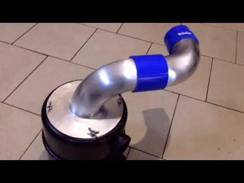 Идеальный холодный впуск с мотором ЗМЗ волга