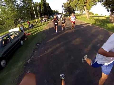 Travesía interplayas Fray Bentos a Las Cañas (Río Negro, 25/ene/2014): parte 1/2