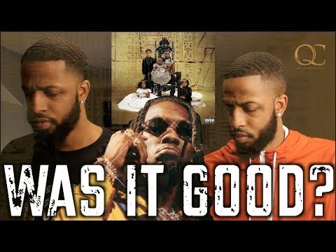 """OFFSET """"FATHER OF 4"""" ALBUM 