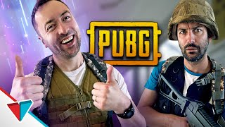 What streamers look like playing PUBG - Twitch Streamer