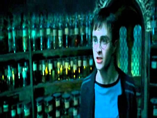 Snape teaches Harry to block Voldemort from his mind(Harry Potter and the  Order Of The Phoenix)