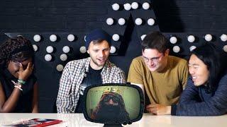 Скачать Иностранцы слушают русскую музыку 2 The Hatters Успешная группа Big Russian Boss и др