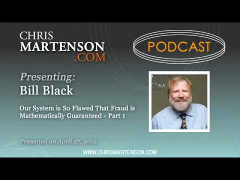 Why Financial Fraud Is So Rampant In Corporations & Government