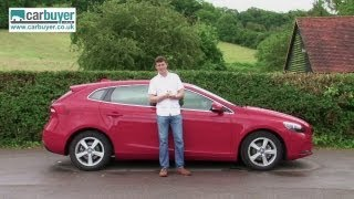 Volvo V40 review - CarBuyer