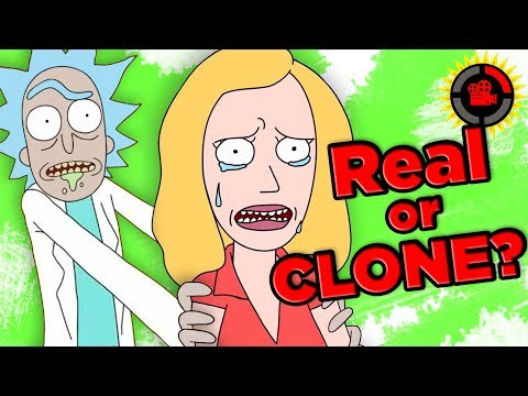 Thumbnail: Film Theory: Did Rick CLONE Beth - SOLVED! (Rick and Morty)