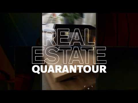 Experience the interactive Real Estate Quarantour now! (AR Concert Experience Trailer)