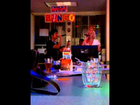 Karaoke Tegan Laing and Frank The Prayer by Celine Dion
