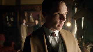NEW TRAILER: The Sherlock Special