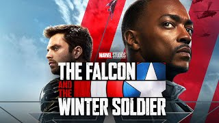 ¡Nuevo TRÁILER de FALCON and the WINTER SOLDIER!