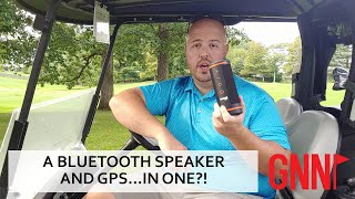 REVIEW: The Bushnell Wingman is a great golf course speaker...and GPS!