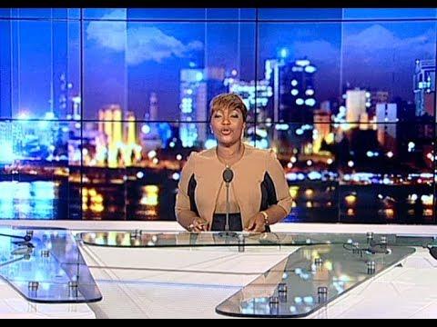 Le 20 Heures de RTI 1 du 22 mai 2018 Par Marie  Laure N'goran