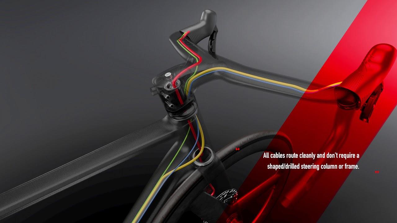 Newest full carbone guidon carbone guidon de vélo MTB parts TOP!