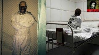 Истории на ночь - Работники психбольниц рассказывают о своих самых жутких пациентах
