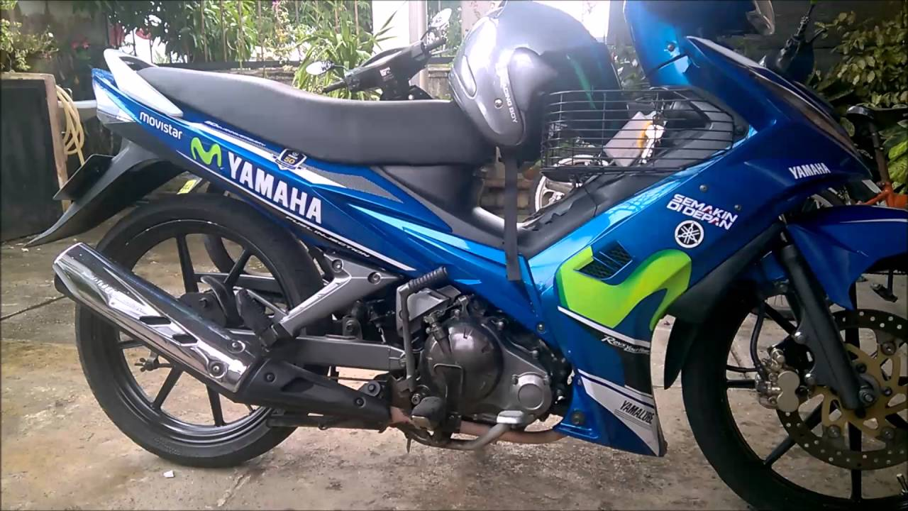 Yamaha LC135 Movistar