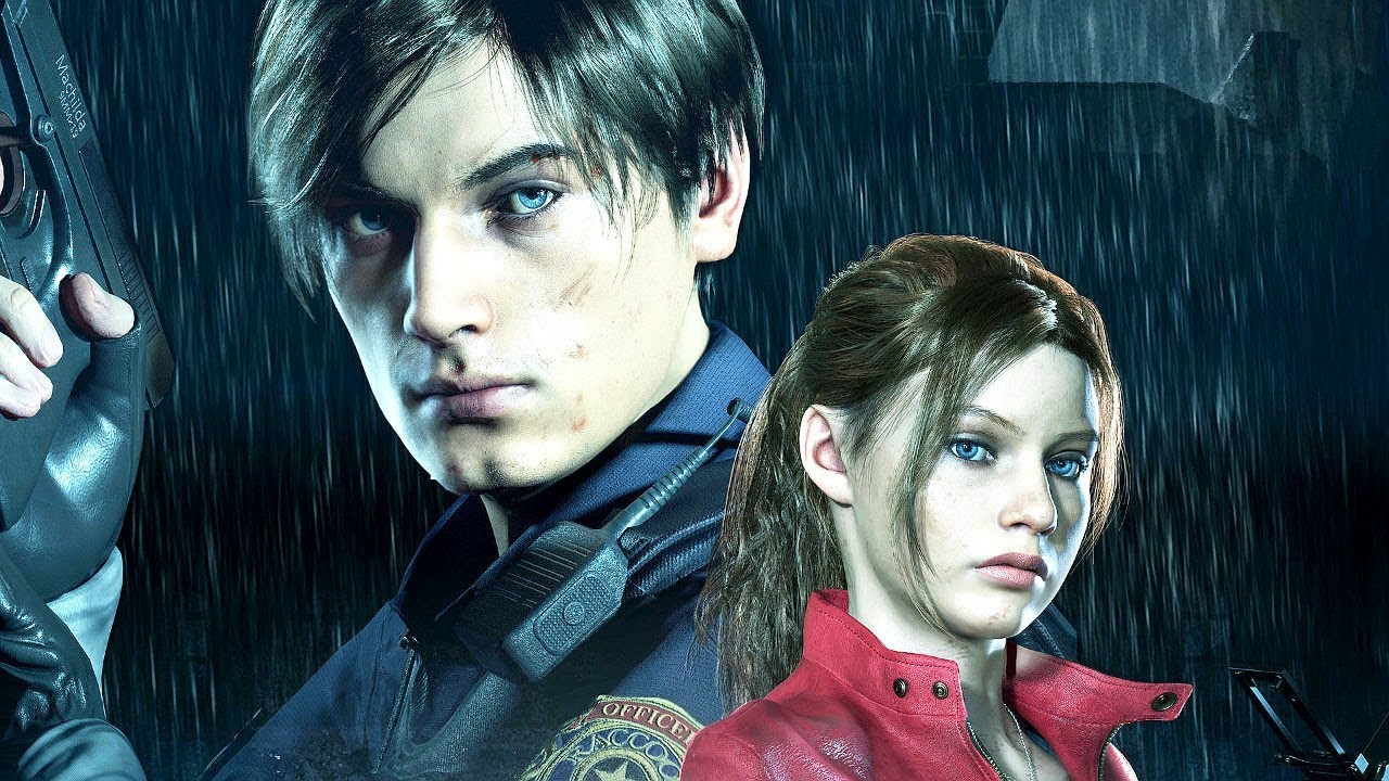Wallpaper Engine Resident Evil 2 Remake Theme Youtube