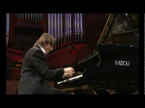 Daniil Trifonov - Chopin  Andante spianato and Grande Polonaise in E flat major Op. 22