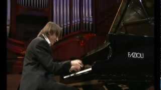 Daniil Trifonov - Chopin  Andante spianato and Grande Polonaise in E flat major Op. 22
