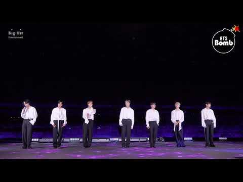 [BANGTAN BOMB] 'Life Goes On' Stage CAM (BTS focus) @ 2020 AMAs - BTS (방탄소년단)