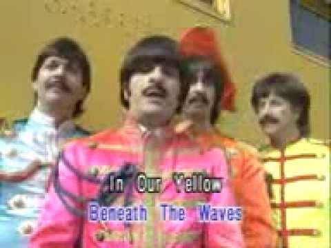 The Beatles   Yellow Submarine (Subtitulado en ingles)