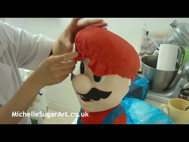 Super Mario Bros Cake [HD] Travel Video