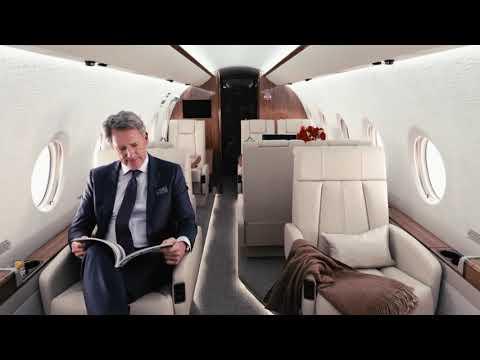 Gulfstream G280: Interior Spotlight