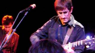 The Mountain Goats - Cotton live (This song is for the rats)