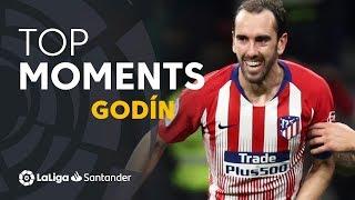 Godín Best Goals & Skills Atlético de Madrid