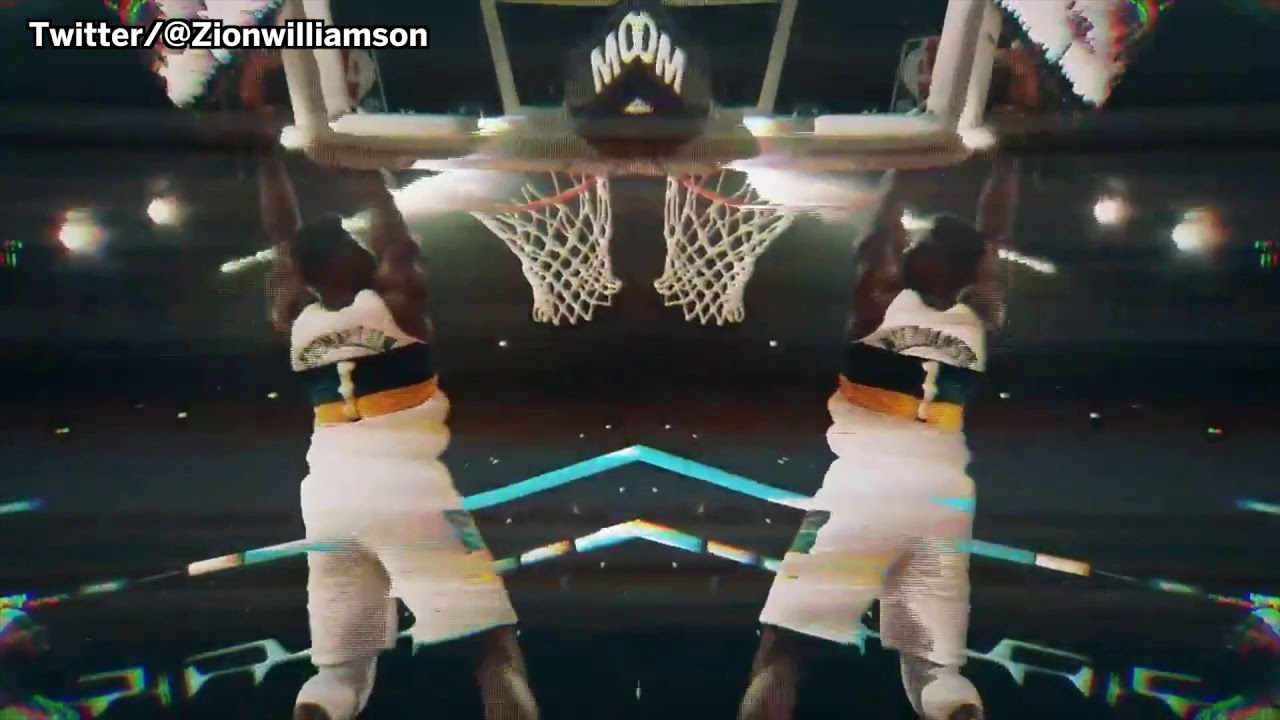 Zion Williamson Named NBA2k21 Cover Athlete