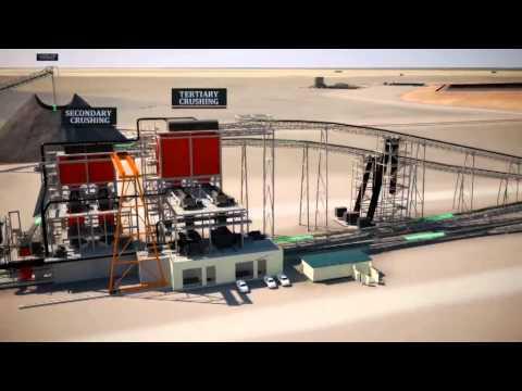 Etango Uranium Project - 2012