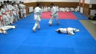 Antrenamente Karate - Progresul Cernica 7/8