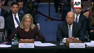 Senators press homeland security chiefs on safeguarding 2018 elections