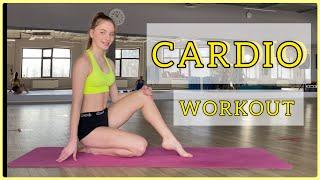 Кардио тренировка для похудения Упражнения для начинающих