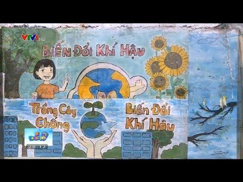 Giáo dục về bảo vệ môi trường: Cần bắt đầu từ nhà trường   VTV24