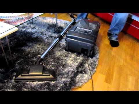 Asea Skandia DS1200 Vacuum Cleaner 1985-1987