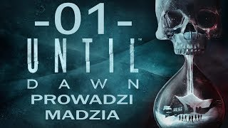 [PS4] Until Dawn #01 - Prolog