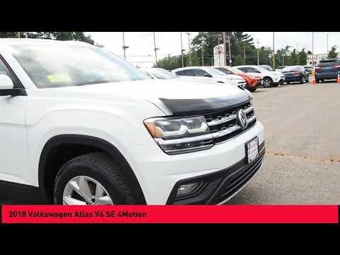 2018 Volkswagen Atlas Raynham MA 48955A