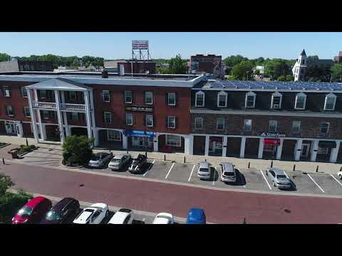 North Tonawanda NY Apartments - Gateway Park Drone Tour