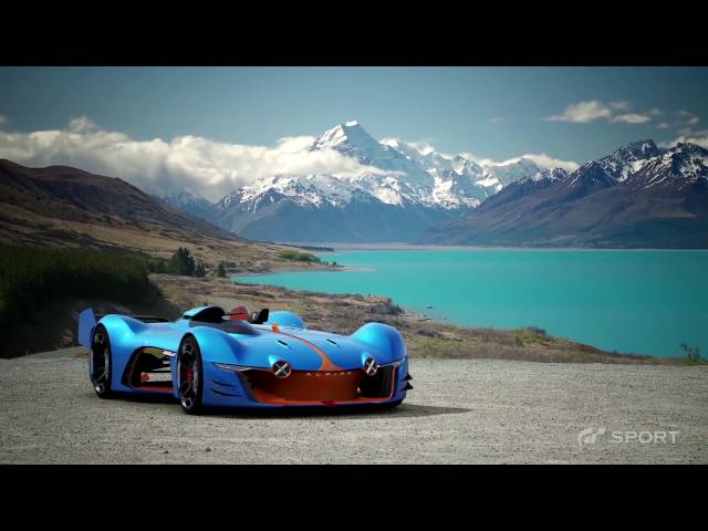 GT Sport - Trailer de gameplay