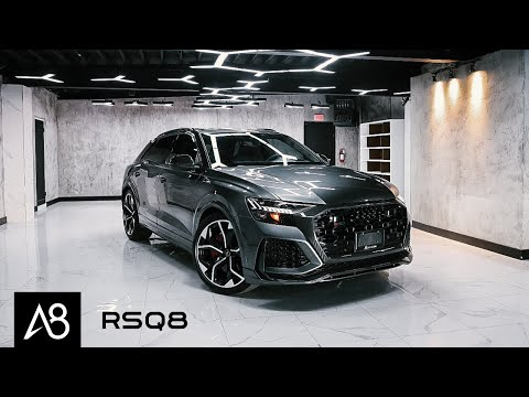 2020 Audi RSQ8
