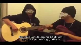 Ba năm xa nhà - Xa (Magicz) guitar mashup 2 anh bịt mặt
