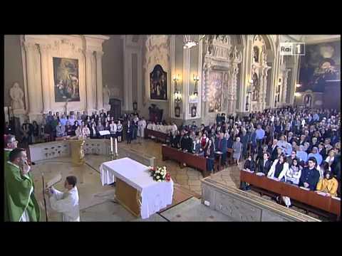 Casarano - Santa Messa in diretta Rai dalla Chiesa Maria Santissima Annunziata.