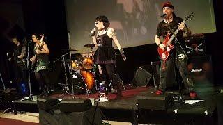 Rock Lobster - The Molotov Live@Wallapalooza