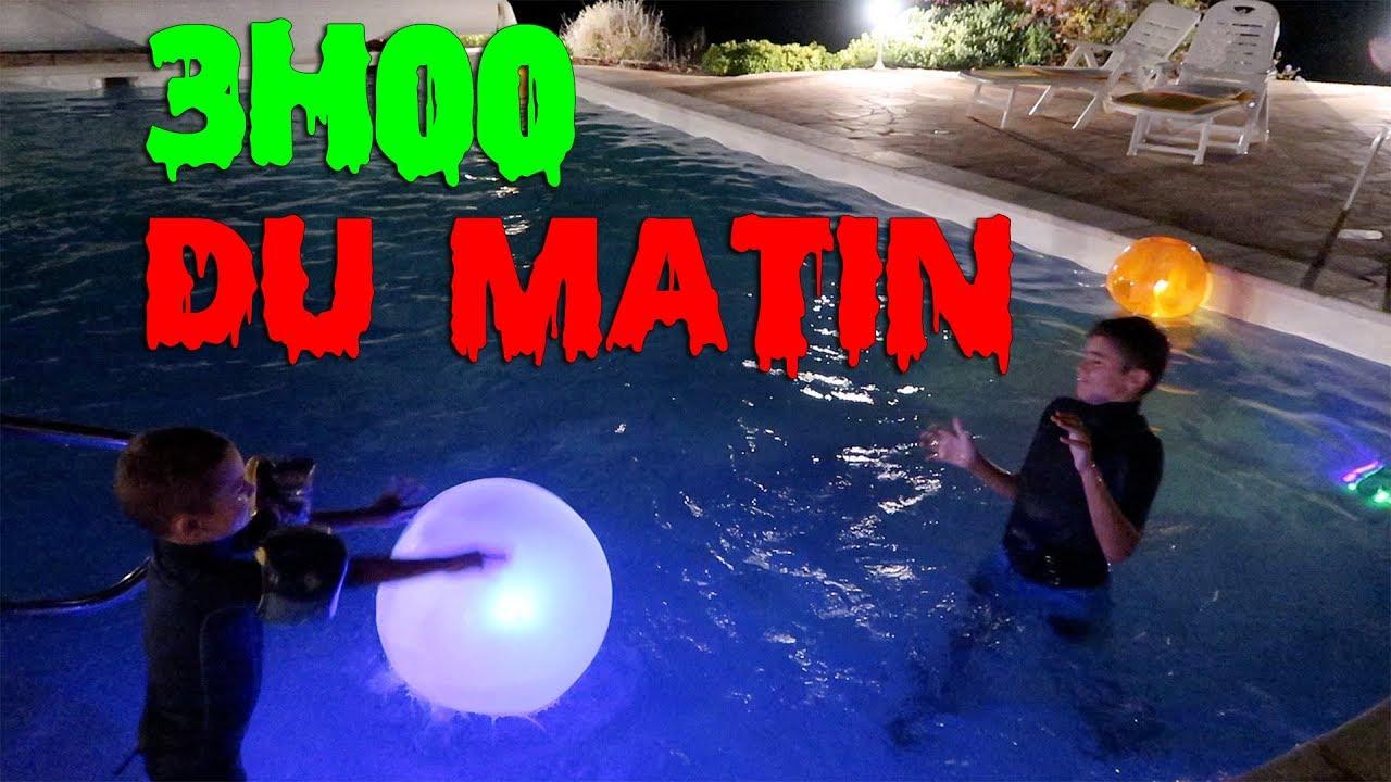 Ne jamais jouer dans la piscine 3h00 du matin doovi for Swan et neo piscine