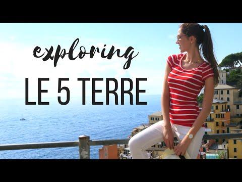 DOVETE VEDERE QUESTO!!! 5 Terre Vlog!