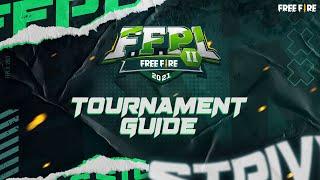 Bigo FFPL II - Tournament Guide | Free Fire Pakistan League